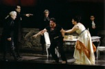 Tosca by Giacomo Puccini sung in Italian at Theater Erfurt (Germany), 2005